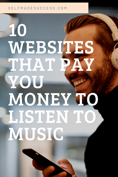 10 websites that pay you money to listen to music