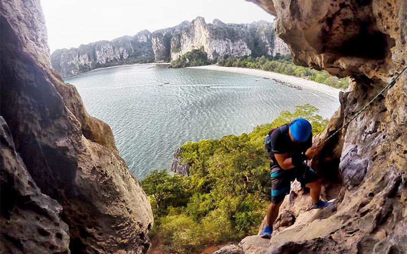 Six mind-blowing adventures in Thailand's Railay Bay