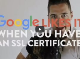Google Likes It - SSL Certificate for SEO