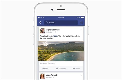 You Can Now Search Your Old Facebook Posts